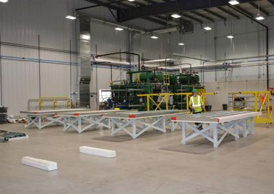 Greenstone Brandon Plant | Brandon, Manitoba | Built by Excel-7 Ltd.