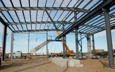 Steel vs Wood: 5 Things to Consider when Planning your New Building