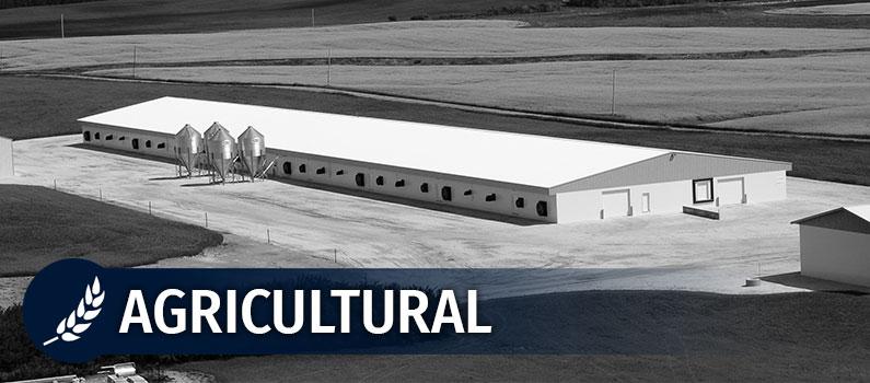 Agricultural Buildings by Excel-7 Ltd. | Brandon, MB
