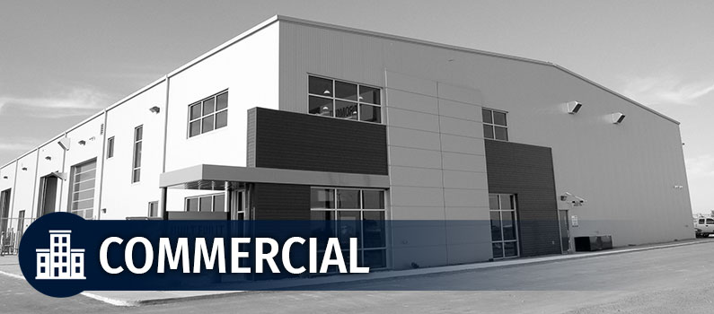Commercial Buildings by Excel-7 Ltd | Brandon, MB