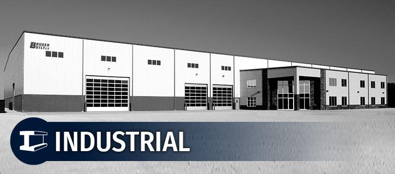 Industrial Buildings by Excel-7 Ltd. | Brandon, MB