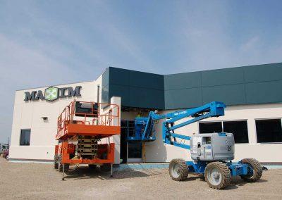 Maxim Truck and Trailer   Brandon, Manitoba   Built by Excel-7 Ltd.