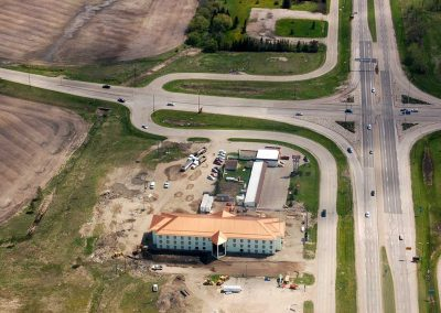 Best Western Brandon Inn   Brandon, Manitoba   Built by Excel-7 Ltd.
