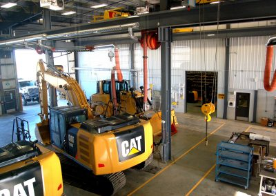 Toromont CAT | Brandon, Manitoba | Built by Excel-7 Ltd.