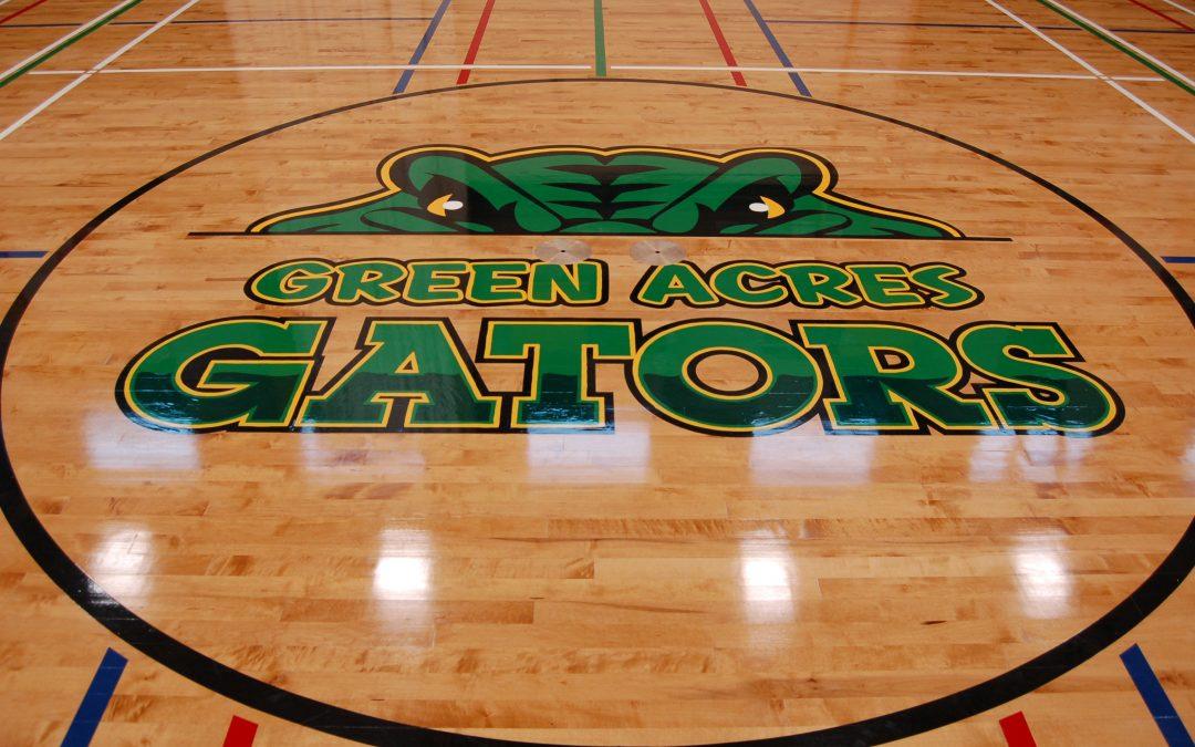 GREEN ACRES SCHOOL GYMNASIUM