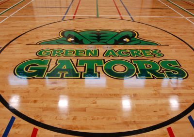 GREEN ACRES SCHOOL GYMNASIUM