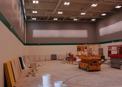 Excel-7 Ltd | Green Acres School Gymnasium