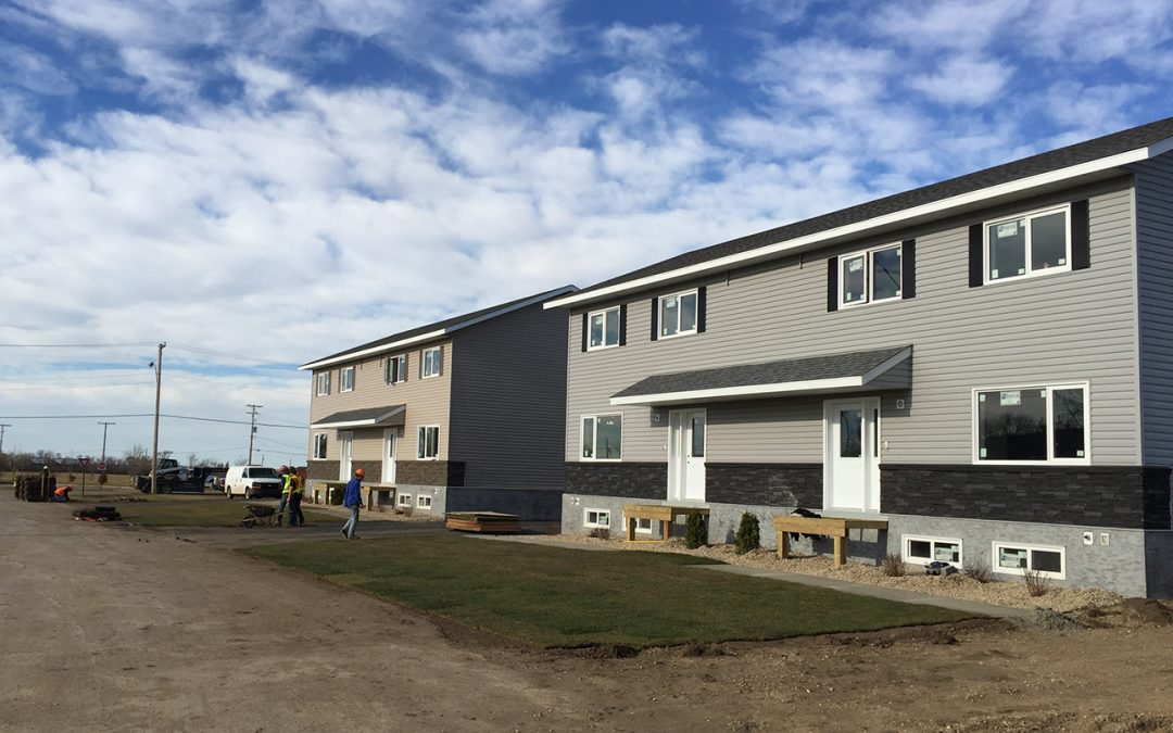 RESIDENTIAL HOUSING UNITS (MOOSE JAW, SK)