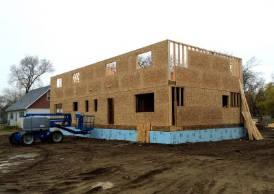 EXCEL-7 LTD | RESIDENTIAL HOUSING UNITS (SHILO, MB)