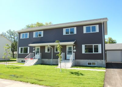 RESIDENTIAL HOUSING UNITS (SHILO, MB)